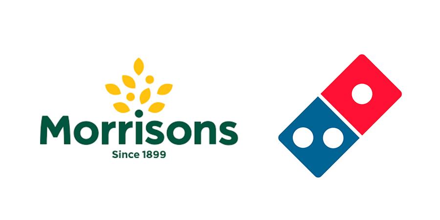Two-colour logo design.